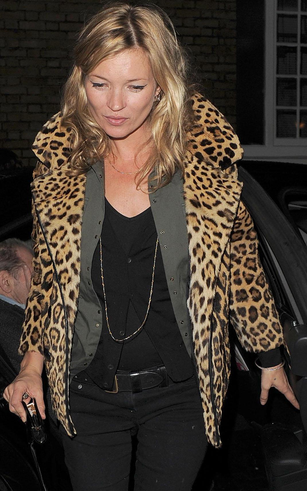 Style Spotlight: Kate Moss