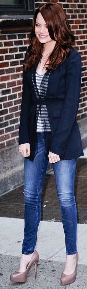 Style Spotlight Emma Stone Niamh Kelly