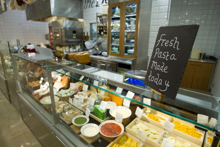 M&S Deli Counter Pic 2