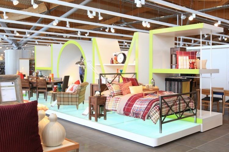 New Concept M&S Home