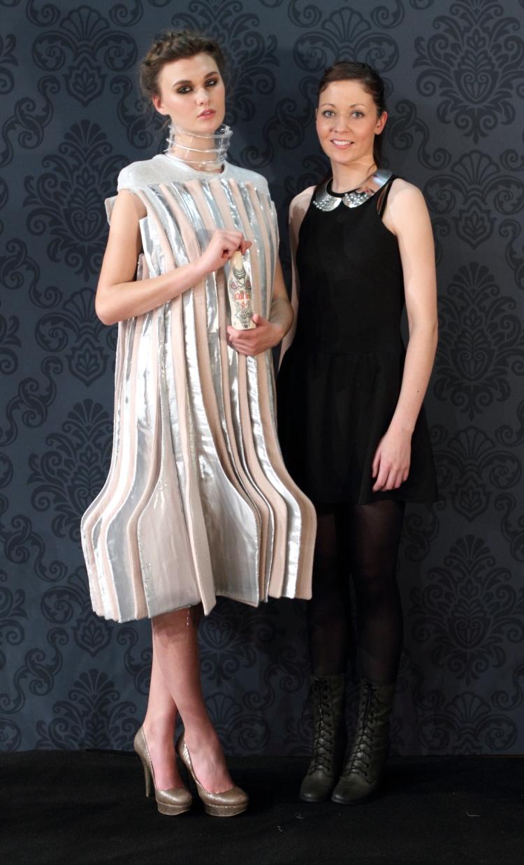 Diet Coke Design Award Winner 2012 - Suzanne Ferncombe from Waterford