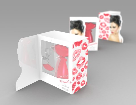 Katie Price - 'Kissable' Perfume