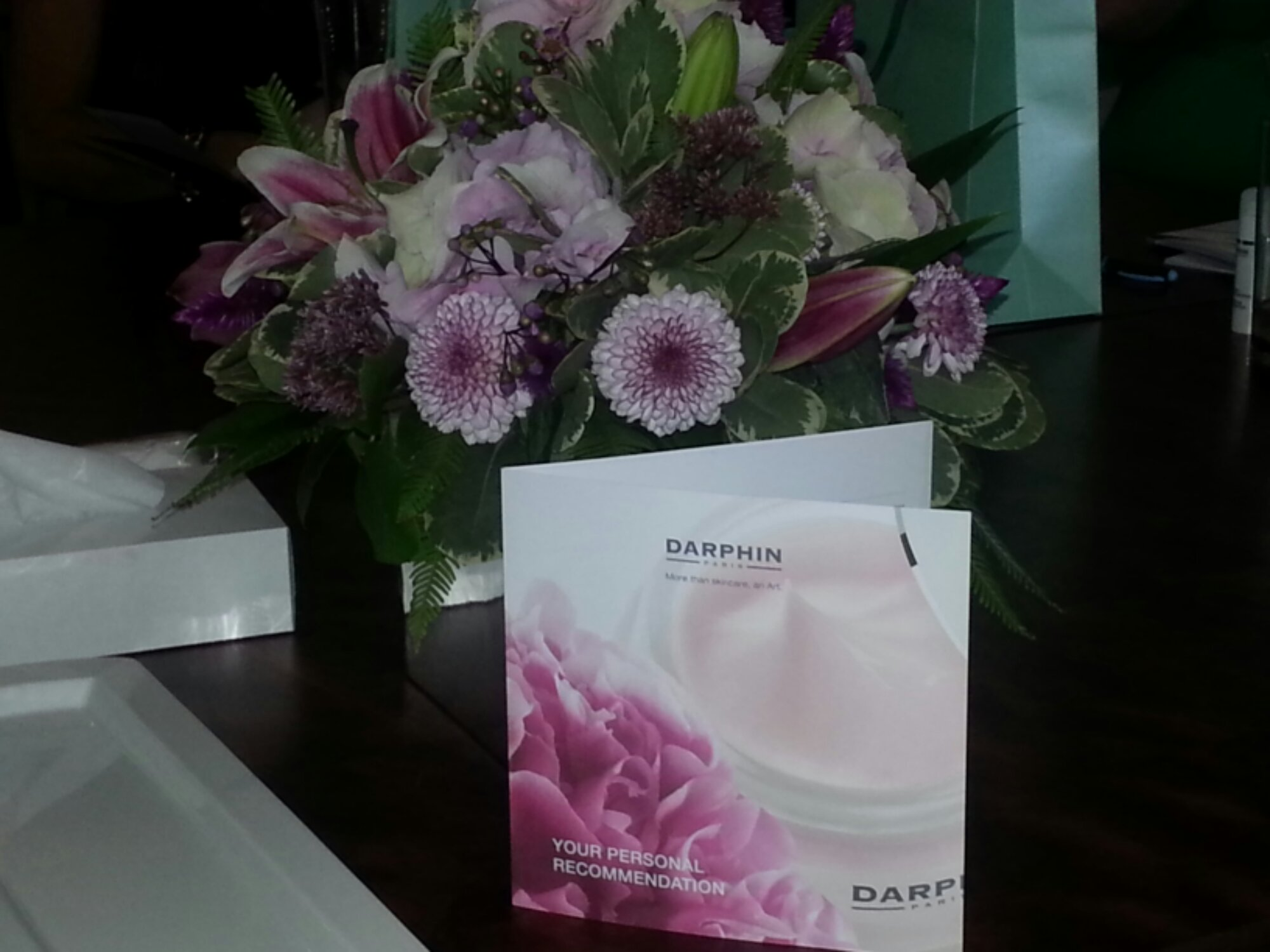 Darphin Launches At The Merchant Hotel Spa Niamh Kelly