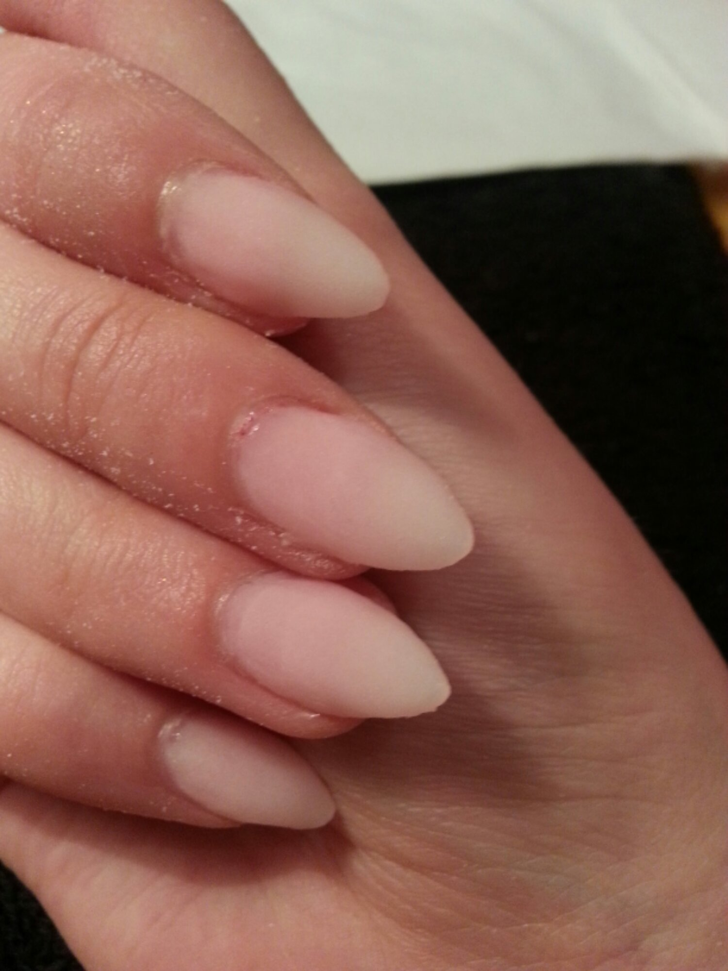 Acrylic Nails – Niamh Kelly