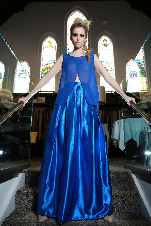 Making A Fashion Splash At Bfw Niamh Kelly