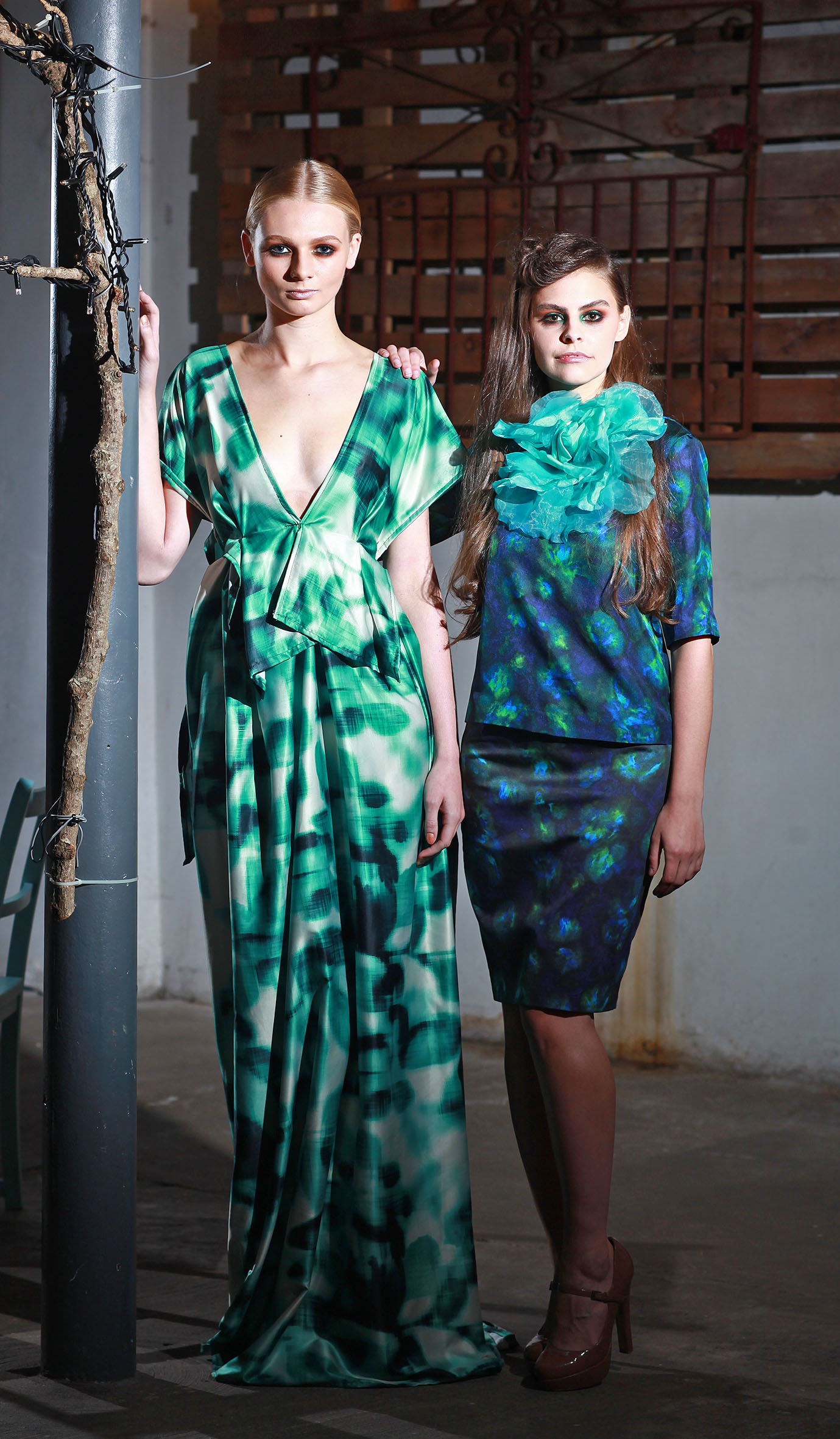 Belfast Fashion Week Launch Aw14 Niamh Kelly