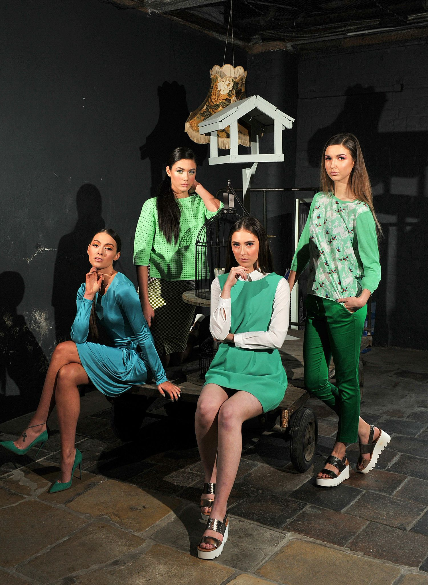 Belfast Fashion Week Ss15 Launch Niamh Kelly