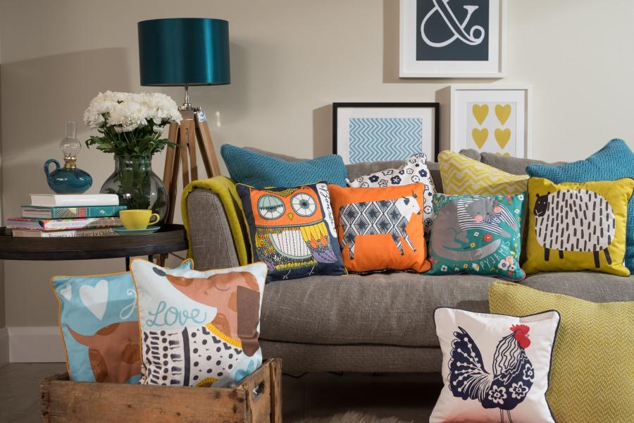 Cushions Group Lifestyle