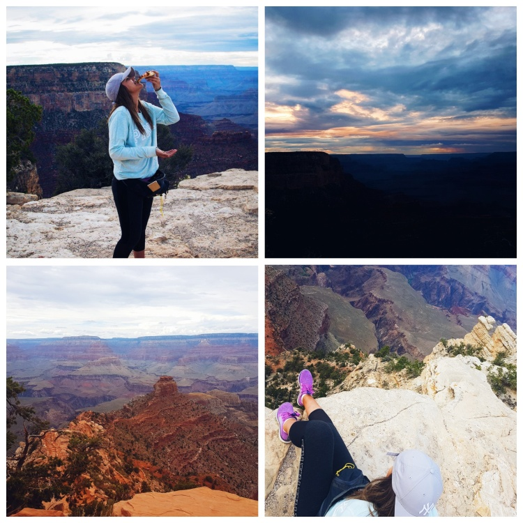 Blogger Niamh Kelly - South Rim of Grand Canyon