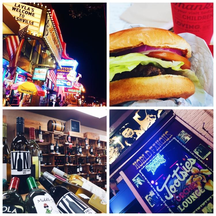 Blogger Niamh Kelly - Bourbon Street Nashville