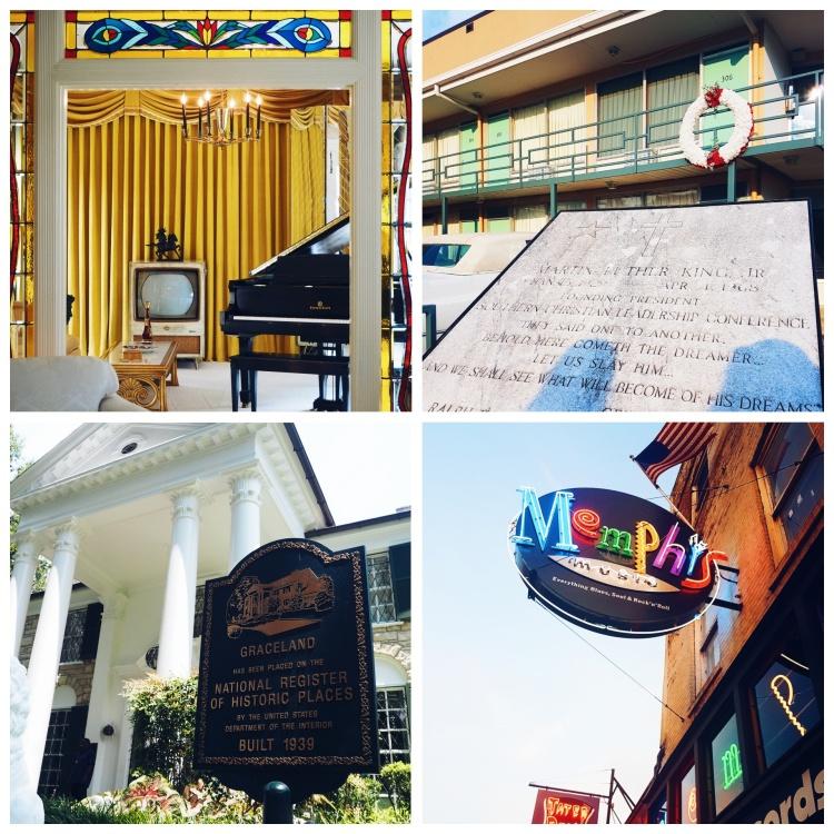 Blogger Niamh Kelly - Graceland/Beale Street Memphis